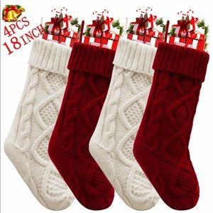 Other - Set of 4 Christmas Stockings